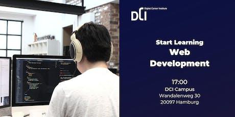 Hamburg: Start Learning Web Development tickets
