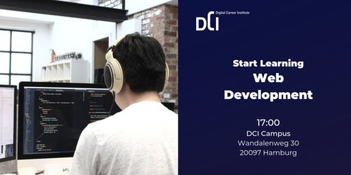 Hamburg: Start Learning Web Development