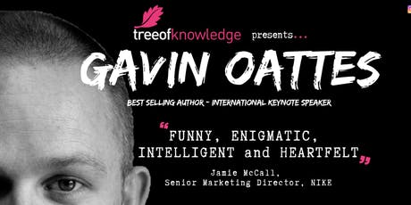 Tree of Knowledge Presents: Fun@Work with Gavin Oattes - Glasgow tickets