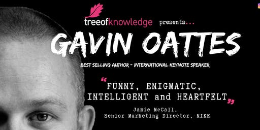 Tree of Knowledge Presents: Fun@Work with Gavin Oattes - Glasgow