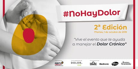 Evento #NoHayDolor 2019 tickets