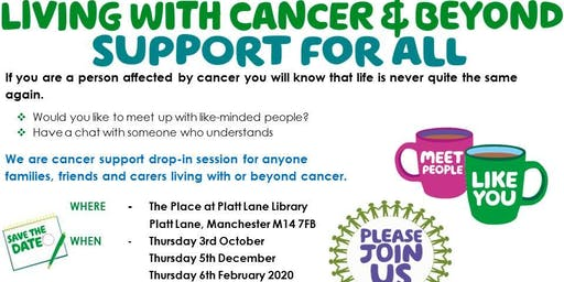 Living With and Beyond Cancer - Support for All