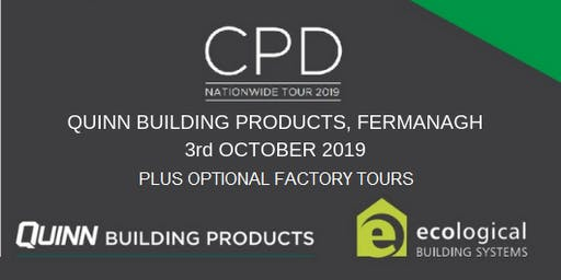 [Fermanagh] CPD Seminar: nZEB and Airtightness with optional factory tours