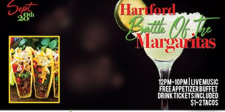Hartford Battle Of The Margaritas tickets