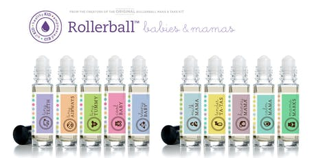 Babies and Mamas Make and Take Roller Blend Workshop tickets
