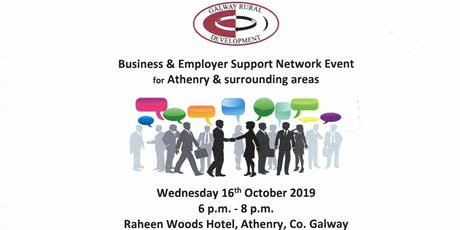 Business Support Networking event tickets