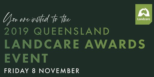 2019 Queensland Landcare Awards