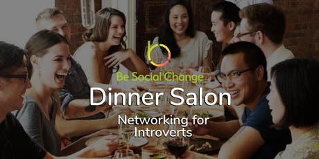Dinner – Networking for Introverts tickets