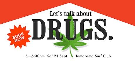 Community Forum on Drug Reform tickets