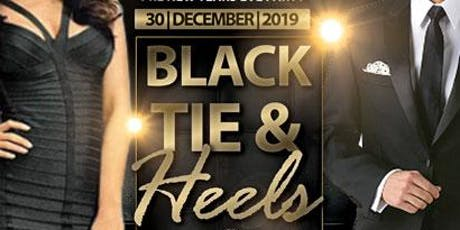 Black Tie & Hells Pre-New Year Eve Salsa Monday @ Alhambra tickets