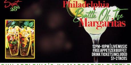 Philadelphia Battle Of The Margaritas tickets