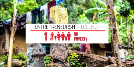 Entrepreneurship College - SDG  1 tickets