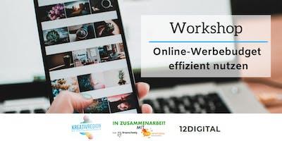 Das Online-Werbebudget als Unternehmen effizient einsetzen