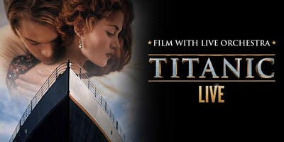 Titanic Live Event Parking
