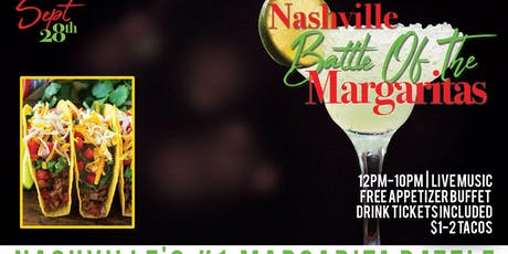 Nashville Battle Of The Margaritas tickets
