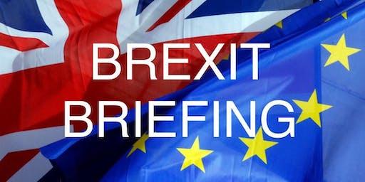 Brexit Briefing with Darren Jones MP - Horfield