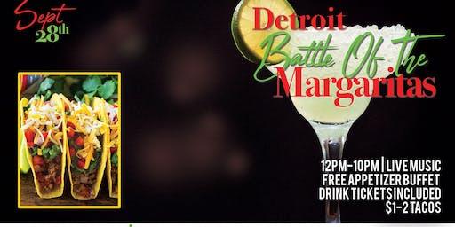 Detroit Battle Of The Margaritas