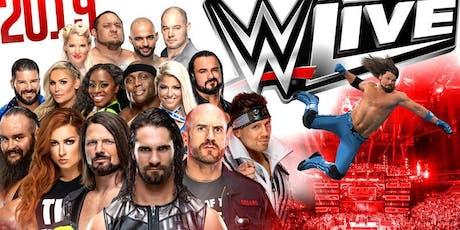 WWE Live Tour Event Parking tickets