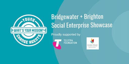 Young Change Agents Social Enterprise Showcase 2019 - Bridgewater & Brighton