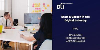 Düsseldorf: How to start in the digital space