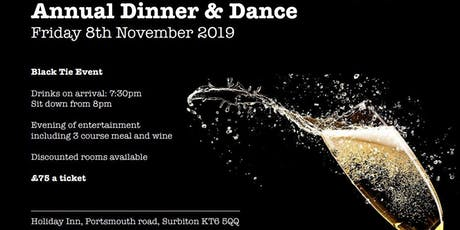 Grace Dear Trust Annual Dinner & Dance  tickets