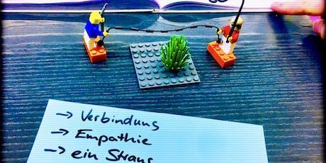 Konfliktlösung einmal anders – kreativ und effektiv mit LEGO® SERIOUS PLAY® Tickets