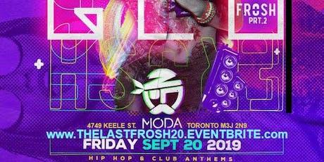Toronto Glow Frosh Night tickets