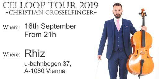 Vienna Celloop Tour 2019 - Christian Grosselfinger
