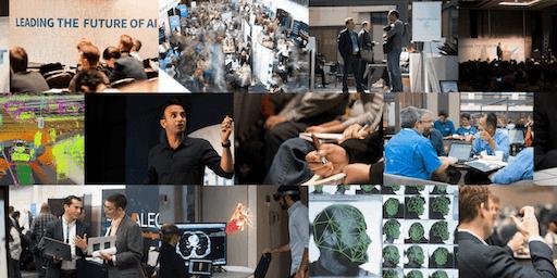 AI Solution Showcase Expo Hall @ ODSC Europe 2019
