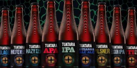 Bold.Tasty. Brews - Tuatara Beer Tasting  tickets