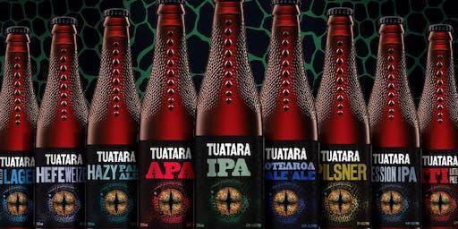 Bold.Tasty. Brews - Tuatara Beer Tasting