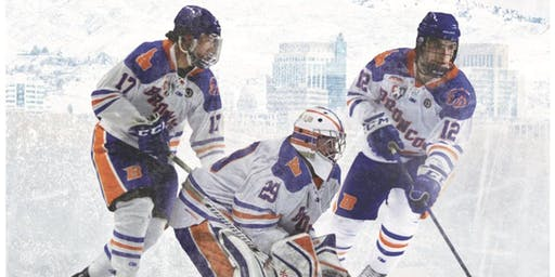 Boise State Men's Hockey vs Santa Rosa Jr College