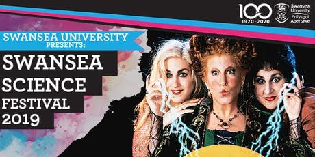 Hocus Pocus + Witches Workshop - Swansea Science Festival tickets