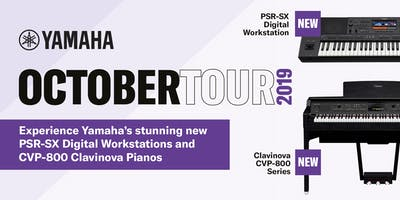 October Concert Tour