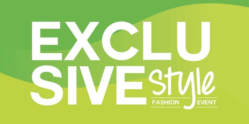 Exclusive Style Fashion Event - Moreton 22nd October 2019