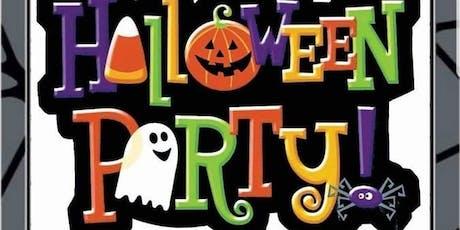 Launceston Halloween party spectatular tickets