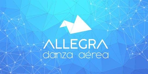 Inauguración ALLEGRA DANZA AÉREA