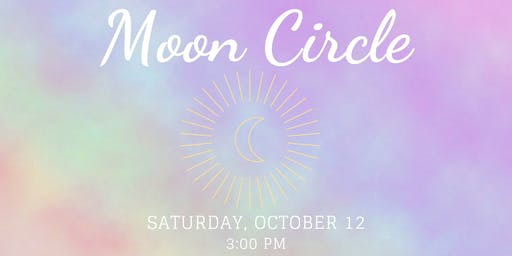 In Tune With the Moon - Monthly Goddess Full Moon Meetup
