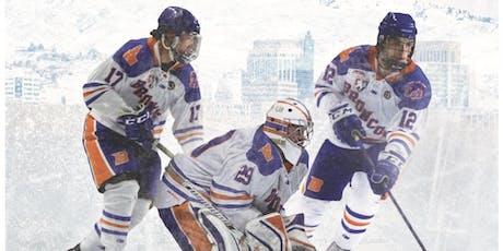 Boise State Men's Hockey vs University of Washington tickets