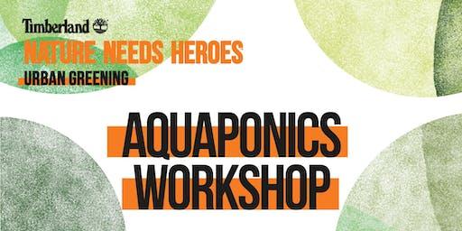 Building Aquaponics Systems Workshop