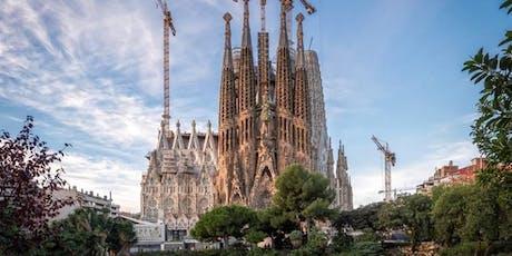 Public Lecture – Completing Gaudí's Sagrada Família tickets