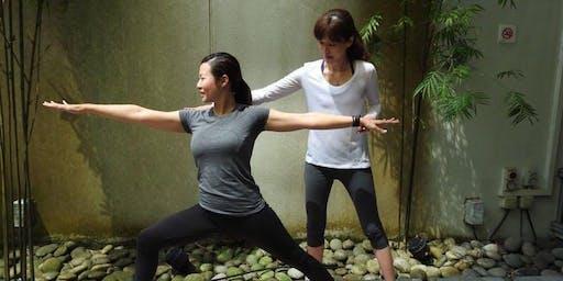 Novena: Therapeutic Yoga (10 sessions) - Nov 2 - Jan 11  (Sat)