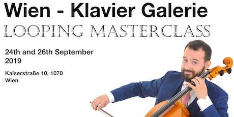 Looping Masterclass in Vienna tickets