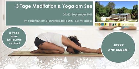 3 Tage Meditation Tickets