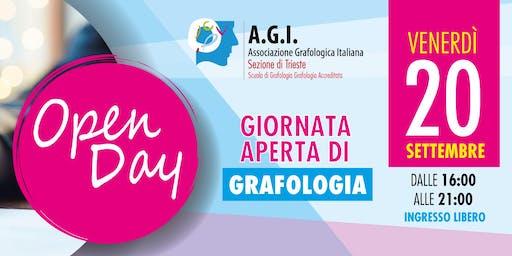 Giornata aperta di grafologia