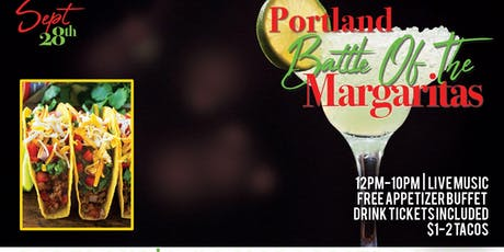 Portland Battle Of The Margaritas tickets