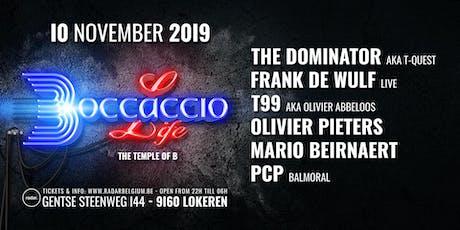 Boccaccio Life billets