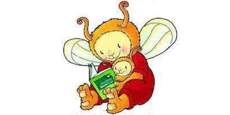 Bookbug, Dalmuir Library (Alternate Saturdays, 10.30am) tickets