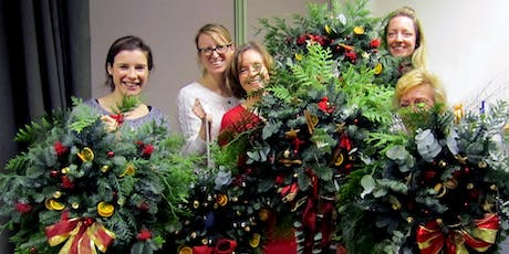 Christmas Greenery Workshop tickets