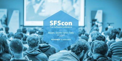 SFScon 2019